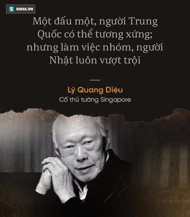 Cố thủ tướng Lý Quang Diệu chỉ ra điều người Nhật vượt trội tất cả các quốc gia châu Á, riêng Singapore mất 10-15 năm mới gần bằng họ - Ảnh 3.