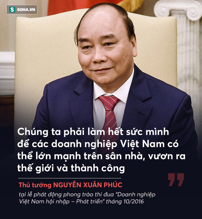 Thủ tướng Nguyễn Xuân Phúc và những câu nói truyền cảm hứng cho doanh nghiệp - Ảnh 2.