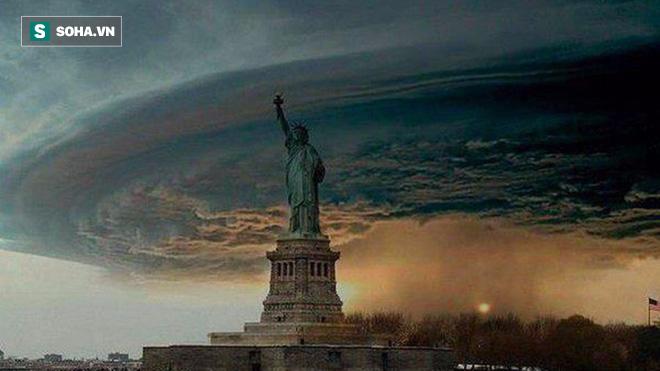 Siêu bão 700 năm mới có một lần gây kinh hoàng cho nước Mỹ, nguyên nhân đến từ con người? - Ảnh 2.