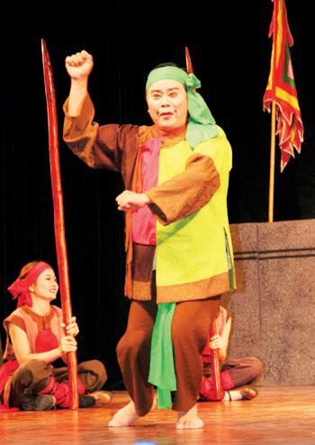 Không phải Quốc Khánh, đây mới là người đầu tiên đóng vai Ngọc Hoàng trong Táo quân - Ảnh 3.