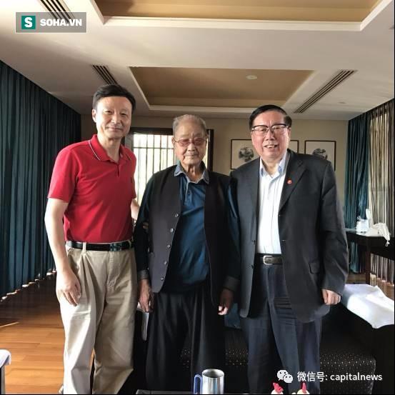 Nguyên lão thân cận Chu Ân Lai, Đặng Tiểu Bình lộ diện: Tín hiệu lớn với Tập Cận Bình - Ảnh 2.