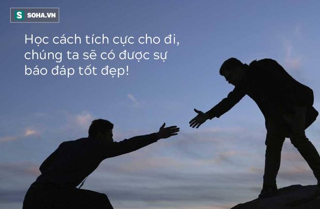 3 câu nói giúp đời người tránh được nhiều phiền muộn: Vận vào ai cũng đúng! - Ảnh 2.
