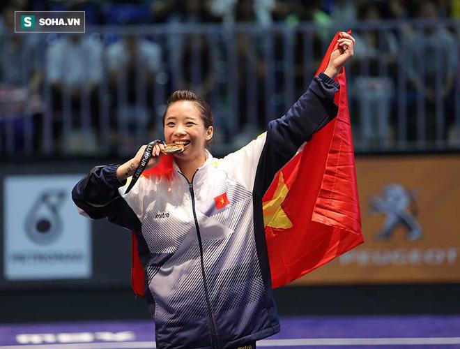 Tổng kết SEA Games 29 ngày 20/8: Wushu lập công đầu; TDDC giành HCV ấn tượng - Ảnh 12.