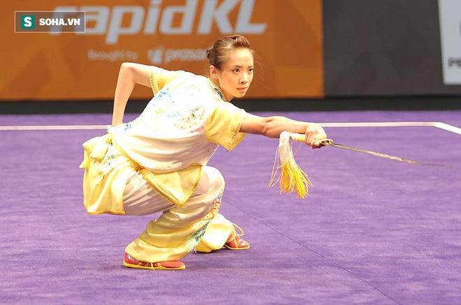 Tổng kết SEA Games 29 ngày 20/8: Wushu lập công đầu; TDDC giành HCV ấn tượng - Ảnh 22.
