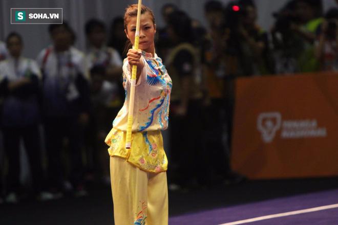 Tổng kết SEA Games 29 ngày 20/8: Wushu lập công đầu; TDDC giành HCV ấn tượng - Ảnh 14.