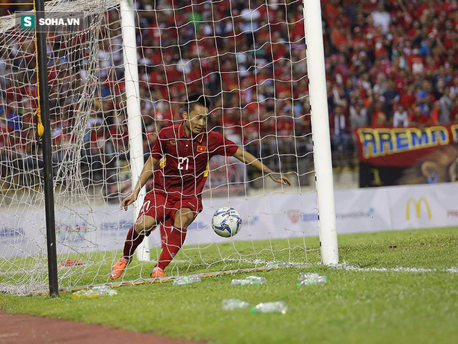 HLV Indonesia hãnh diện ngời ngời, khen cầu thủ có điểm vì chơi tốt và quyết tâm - Ảnh 1.