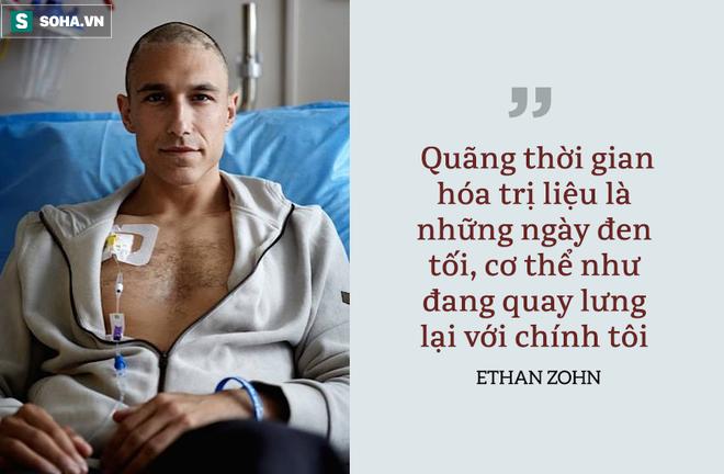 Cựu cầu thủ bóng đá điển trai hồi sinh và làm nên điều kỳ diệu sau 2 lần ung thư bạch cầu - Ảnh 1.