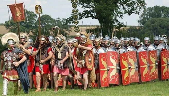 Những đội quân mạnh nhất trong lịch sử - Ảnh 1.
