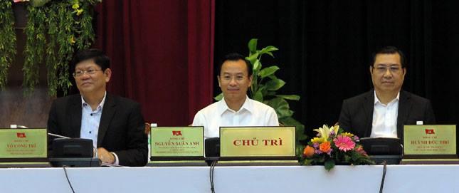 Nguyên Phó Chủ nhiệm UBKTTƯ thấy bất ngờ và xót xa về vi phạm của Bí thư Nguyễn Xuân Anh - Ảnh 2.