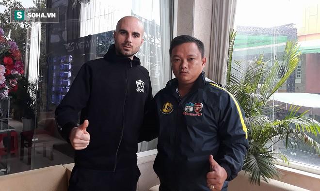 Sau thất bại ê chề ở U21 Quốc tế, HLV người TBN tiết lộ kế hoạch khổng lồ cùng Thái Lan - Ảnh 1.