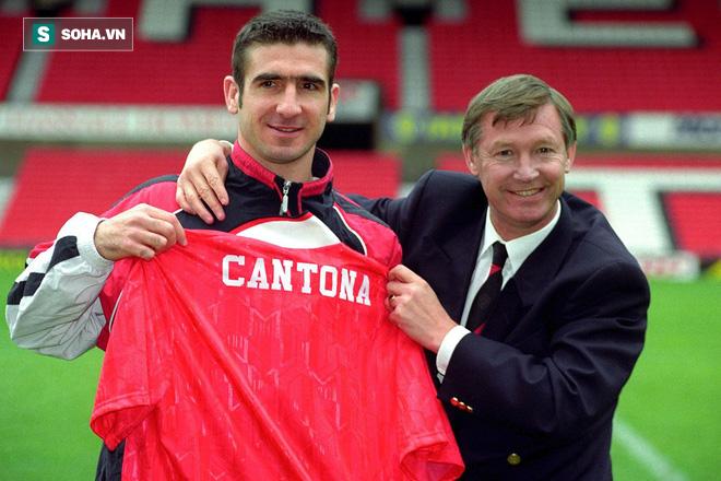 Hẹn với định mệnh: Eric Cantona - thanh gươm báu định quốc của triều đại Alex Ferguson - Ảnh 2.