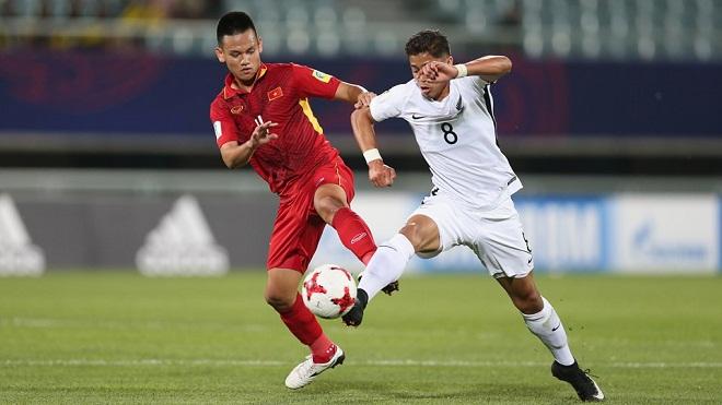 Sao U20 Việt Nam lỡ giấc mơ khoác áo ĐTQG vì đá cố ở World Cup - Ảnh 1.
