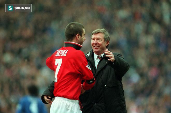 Hẹn với định mệnh: Eric Cantona - thanh gươm báu định quốc của triều đại Alex Ferguson - Ảnh 10.