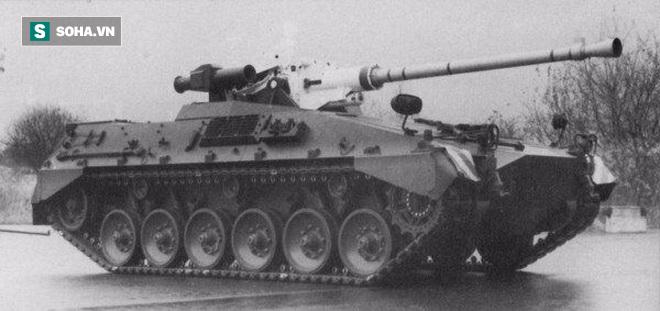 Đưa pháo hạm lên xe chiến đấu bộ binh - Ý tưởng mang tính đột phá của Quân đội Đức - Ảnh 2.