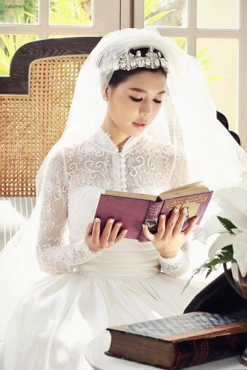 Chân dung vợ sắp cưới kém 10 tuổi của BTV thời sự Quang Minh - Ảnh 3.