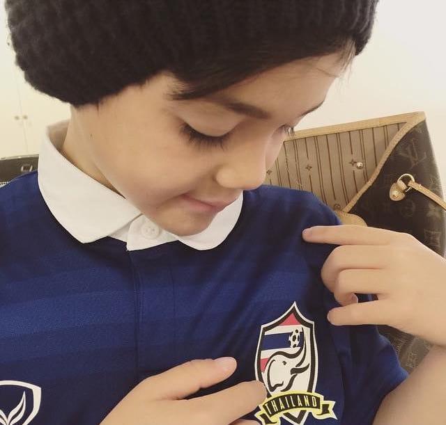 Sút phạt đỉnh như Beckham, sao mai Man United mơ được khoác áo Thái Lan - Ảnh 3.