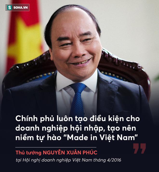 Thủ tướng Nguyễn Xuân Phúc và những câu nói truyền cảm hứng cho doanh nghiệp - Ảnh 6.