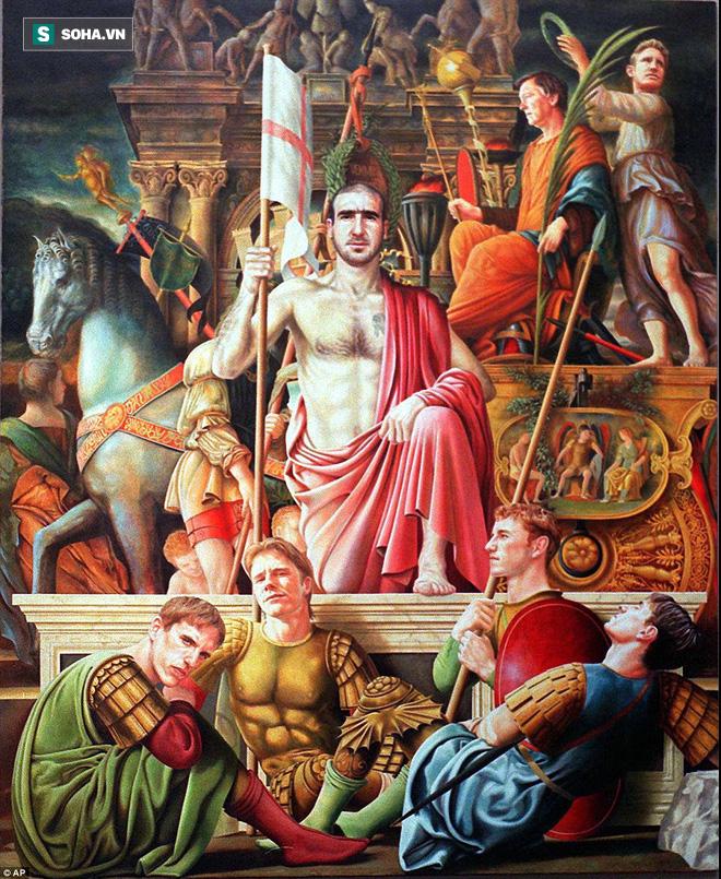 Hẹn với định mệnh: Eric Cantona - thanh gươm báu định quốc của triều đại Alex Ferguson - Ảnh 11.
