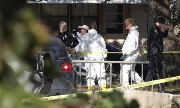 Xả súng ở Texas, ít nhất 26 người thiệt mạng, cảnh sát tiến hành khám xét nhà hung thủ - Ảnh 9.
