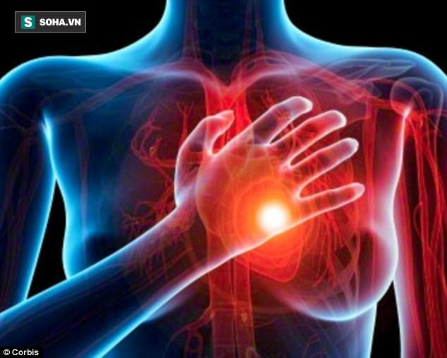 Cơn đau tim ở phụ nữ và đàn ông khác nhau: Ai cũng nên biết dấu hiệu để tự cứu sống mình - Ảnh 1.
