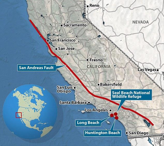 Mỹ đối mặt nguy cơ bị động đất nhấn chìm nhiều thành phố xuống Thái Bình Dương - Ảnh 1.