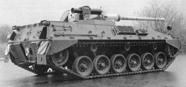 Đưa pháo hạm lên xe chiến đấu bộ binh - Ý tưởng mang tính đột phá của Quân đội Đức - Ảnh 3.