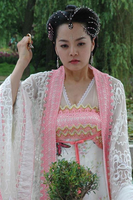 3 mỹ nhân Hàn đẹp nhất trong phim cổ trang Trung Quốc - Ảnh 4.