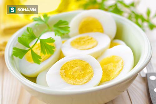 Kiên trì ăn một quả trứng mỗi ngày, bạn sẽ thu được kết quả đáng kinh ngạc! - Ảnh 2.
