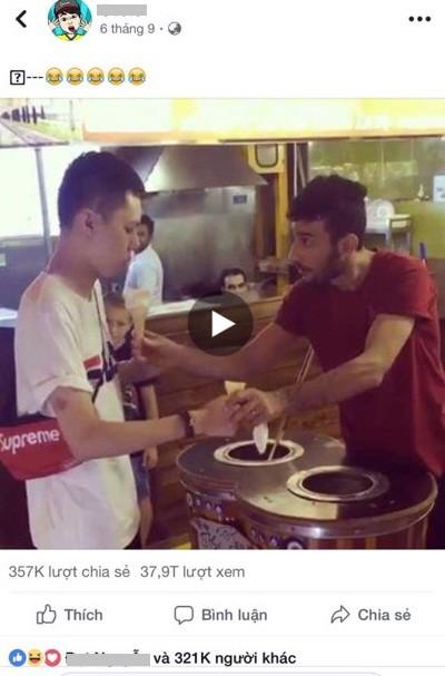 9x Hà Thành nổi tiếng trên mạng xã hội và lên báo nước ngoài nhờ khoảnh khắc này - Ảnh 4.