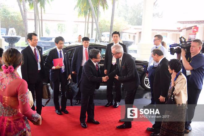 [ẢNH] Các trưởng đoàn kinh tế dự Đối thoại không chính thức APEC-ASEAN - Ảnh 4.