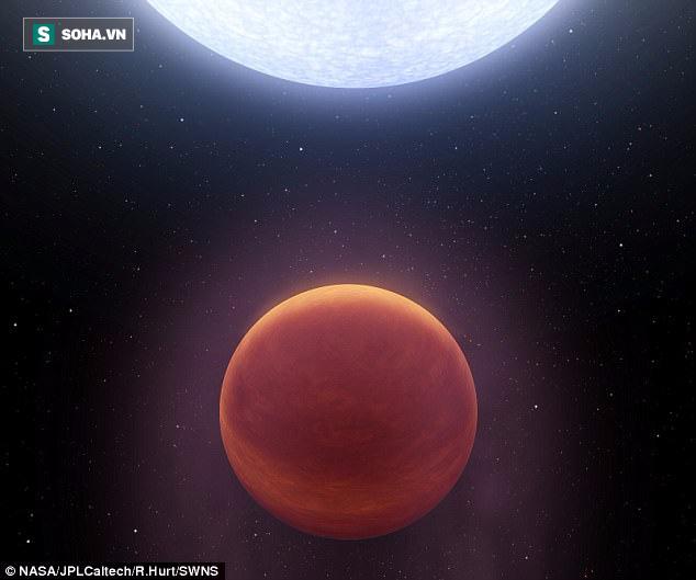 Vừa phát hiện ngoại hành tinh nóng nhất vũ trụ, chạm ngưỡng 4.327°C - Ảnh 1.