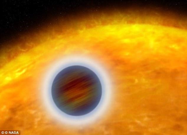 Vừa phát hiện ngoại hành tinh nóng nhất vũ trụ, chạm ngưỡng 4.327°C - Ảnh 2.