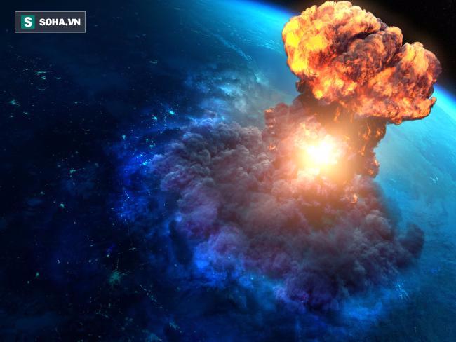Thiên thạch phát nổ khủng khiếp ở Trung Quốc: NASA đo năng lượng bằng 540 tấn TNT - Ảnh 2.