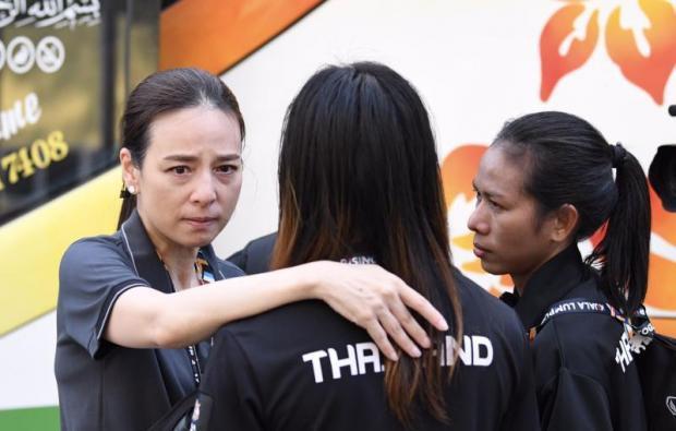 Tiết lộ chuyện sao Thái Lan tức phát khóc vì mất chức vô địch vào tay Việt Nam - Ảnh 1.