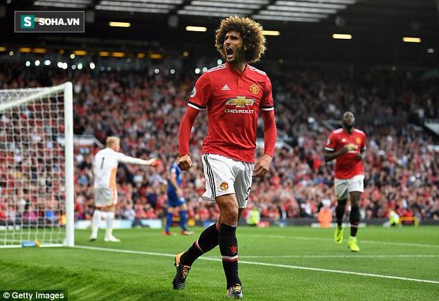 Mourinho thừa nhận cảm giác thực sự khi Man United vắng Fellaini - Ảnh 1.