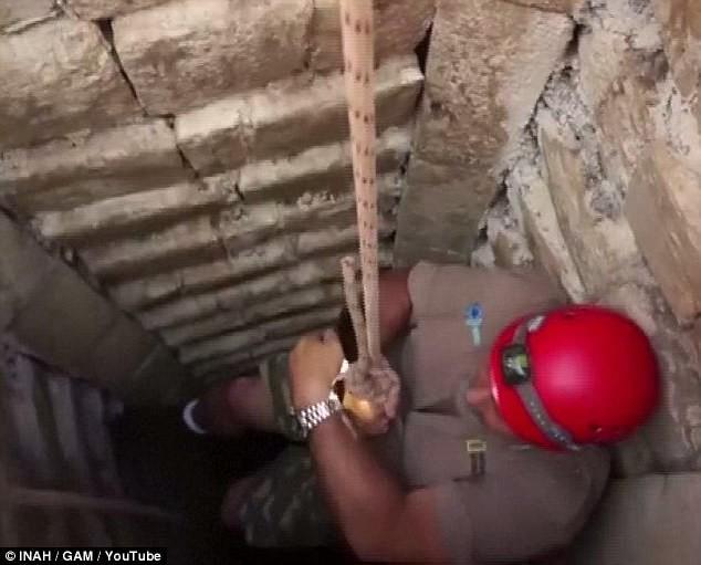 Khám phá bí mật thần Rắn trong hang nước ngầm bên dưới kim tự tháp Maya - Ảnh 5.