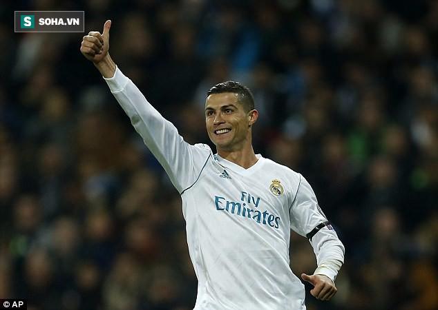 Ronaldo lập thêm kỷ lục vô tiền khoáng hậu tại Champions League - Ảnh 1.