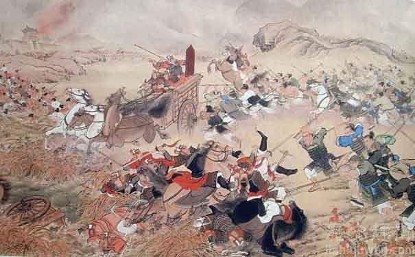 Cuộc chiến tranh kỳ quái nhất lịch sử TQ: Xuất hơn 10 vạn lính, chỉ để cướp 1 hòa thượng - Ảnh 2.