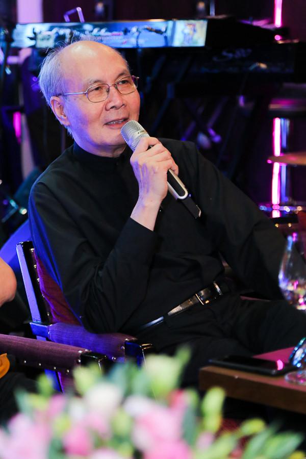 Nhạc sĩ Vũ Thành An: Tôi đã chọn được giai nhân mới để nối nghiệp - Ảnh 1.