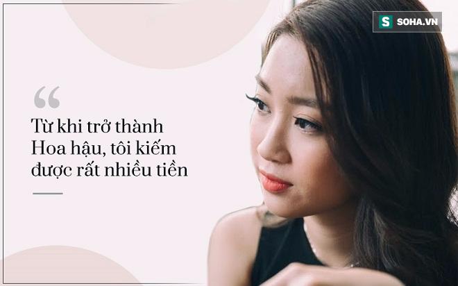 Hoa hậu Đỗ Mỹ Linh: Người ta bịa đặt nhiều chuyện về tôi... - Ảnh 4.