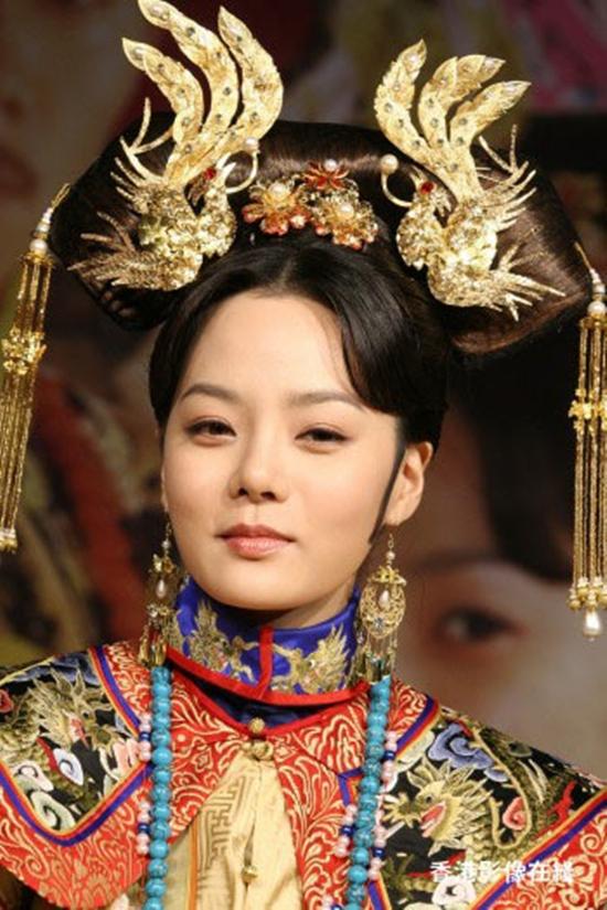 3 mỹ nhân Hàn đẹp nhất trong phim cổ trang Trung Quốc - Ảnh 6.