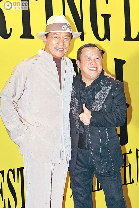 Trên phim toàn đóng vai phụ nhưng đây là ông trùm khét tiếng mà Thành Long, Lưu Đức Hoa phải nể sợ - Ảnh 6.