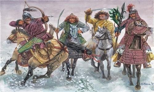 Toàn là đàn ông, tại sao Thành Cát Tư Hãn lại phát cho mỗi binh sĩ 1 bộ đồ lót bằng lụa? - Ảnh 4.