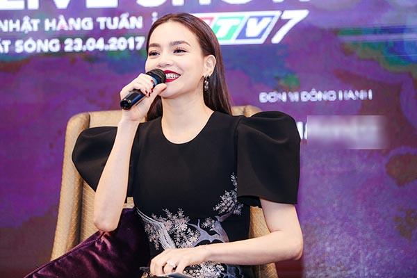 Hồ Ngọc Hà nhận cát-xê 200 triệu cho 1 đêm làm giám khảo - Ảnh 5.