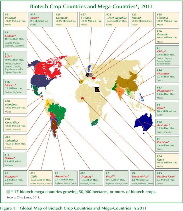 Dù thực phẩm biến đổi gien được 109 người đạt Nobel bảo vệ, nhưng hãy để người tiêu dùng Việt tự lựa chọn! - Ảnh 2.