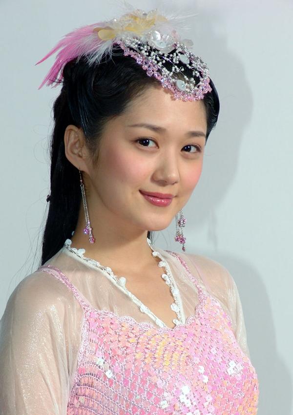 3 mỹ nhân Hàn đẹp nhất trong phim cổ trang Trung Quốc - Ảnh 7.