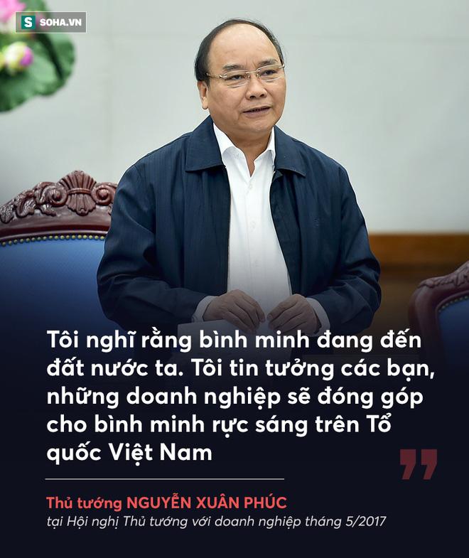 Thủ tướng Nguyễn Xuân Phúc và những câu nói truyền cảm hứng cho doanh nghiệp - Ảnh 5.