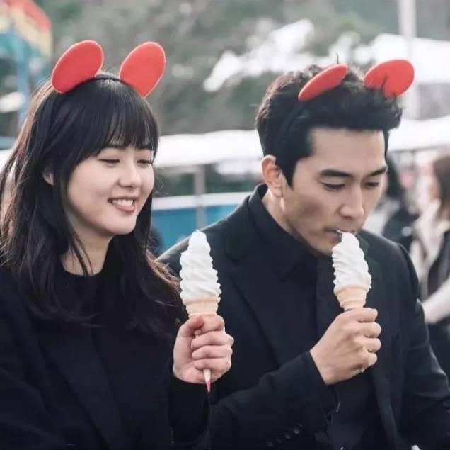 Song Seung Hun chia tay Lưu Diệc Phi để hẹn hò với mỹ nữ kém 14 tuổi? - Ảnh 7.