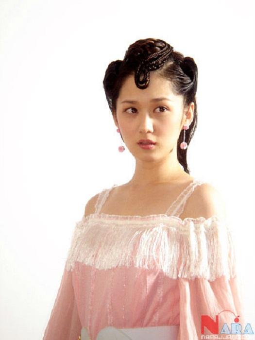 3 mỹ nhân Hàn đẹp nhất trong phim cổ trang Trung Quốc - Ảnh 8.