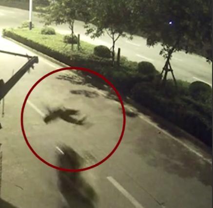 Sự thật đáng sợ đằng sau bóng đen bị treo lơ lửng sau xe chở rác - Ảnh 4.